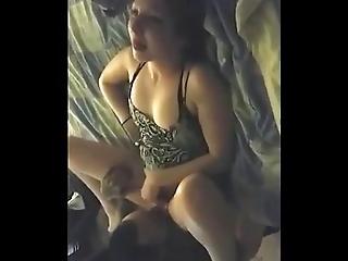 Wife is not enjoying her first cuckolding