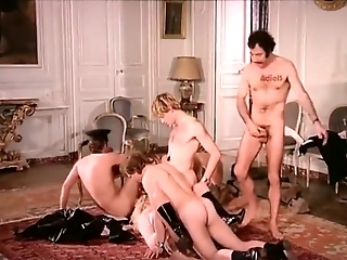 Brigitte Lahaie - The House of Fantasies Soumission