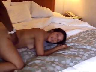 Cuck hubby enjoy his wife fuck black cock